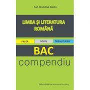 Limba si literatura romana - BAC • compendiu - Ed. Badea