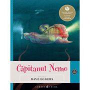 Capitanul Nemo. Repovestire - Dave Eggers