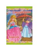 Cenusareasa/Cinderella. Colectia Povesti Bilingve