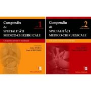 Compendiu de specialitati medico-chirurgicale. Volumul I si II - suport pentru concursul national de rezidentiat 2018 coordonatori: Victor Stoica si Viorel Scripcaru
