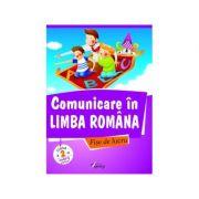 Comunicare in limba romana, cls. a II-a, partea 1. Model A - Marinela Chiriac