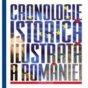 Cronologie istorica ilustrata a Romaniei - Gheorghe Iacob, Tudor Salajean