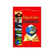 Culegere de lecturi geografice - Lucian Ilinca
