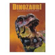 Dinozauri. Atlas ilustrat bilingv roman-german