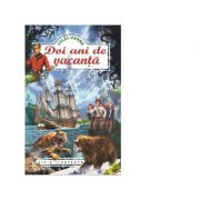 Doi ani de vacanta (Editie ilustrata) - Jules Verne