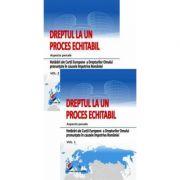 Dreptul la un proces echitabil. Aspecte penale. Hotarari ale Curtii Europene a Drepturilor Omului pronunțate in cauzele impotriva Romaniei