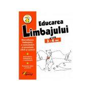 Educarea limbajului, nivel 3-4 ani - Nicoleta Samarescu