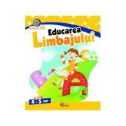 Educarea limbajului, nivel 4-5 ani - Georgeta Matei