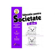 Educatie pentru societate, nivel 5-6 ani - Nicoleta Samarescu