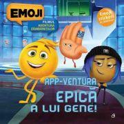 Emoji - App-ventura epica a lui Gene - Adaptare de Maggie Testa