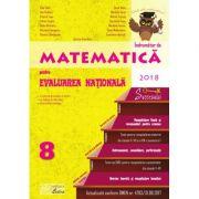 Evaluare nationala 2018 - Matematica pentru clasa a VIII-a
