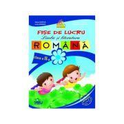Fise de lucru limba si literatura romana, clasa a II-a - Marinela Chiriac
