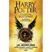 Harry Potter si copilul blestemat Volumul 8