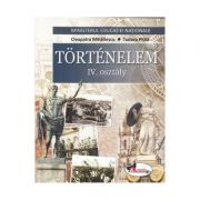 Istorie - Clasa 4 - Manual (Lb. Maghiara) - Cleopatra Mihailescu, Tudora Pitila