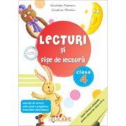 Lecturi si fise de lectura clasa a IV-a - Nicoleta Popescu, Cristina Martin