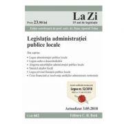 Legislatia administratiei publice locale Act. 3. 05. 2018