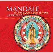 Mandale japoneze. Armonie prin culori si forme - Pedro Gomez Carrizo