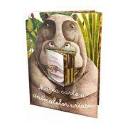 Marea carte a animalelor uriase si Carticica animalelor mici - Cristina Banfi