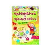 Matematica si explorarea mediului, fise de lucru, clasa a II-a, partea I - Marinela Chiriac