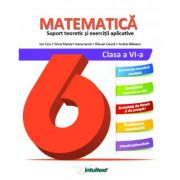 Matematica. Suport teoretic si exercitii aplicative clasa a VI-a - Ion Cicu, Silvia Mares, Ioana Iacob, Razvan Ceuca, Andrei Baleanu