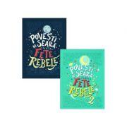 Pachet Povesti de seara pentru fete rebele. 2 volume