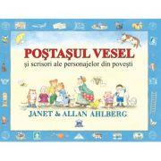 Postasul vesel - Janet Ahlberg