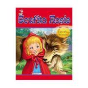 Scufita Rosie (poveste... animata) - Fratii Grimm, Leo Brown