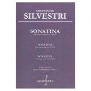 Sonatina pentru Pian Opus 3, Numarul 3 - Constantin Silvestri