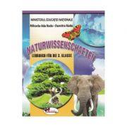 Stiinte ale naturii - Clasa 3 - Manual (Lb. Germana) - Mihaela-Ada Radu, Dumitra Radu