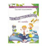 Stiinte ale naturii - Clasa 4 - Manual (Lb. Maghiara) - Tudora Pitila, Cleopatra Mihailescu