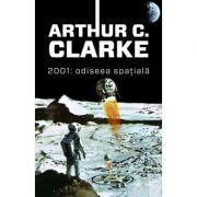 2001: Odiseea spatiala (paperback) - Arthur C. Clarke