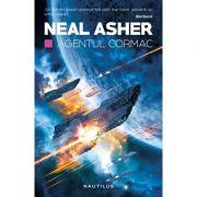 Agentul Cormac (paperback, 2016) - Neal Asher
