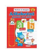 Alfabetul pentru cei mici 5-7 ani