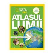 Atlasul lumii pentru tineri exploratori. National Geographic Kids