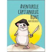 Aventurile capitanului Ront - Vlad Stoiculescu
