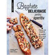 Baghete delicioase pentru aperitiv - Larousse