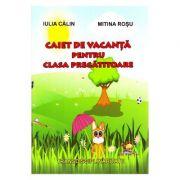 Caiet de vacanta pentru clasa pregatitoare - Iulia Calin