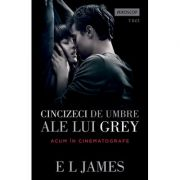 Cincizeci de umbre ale lui Grey - E L James