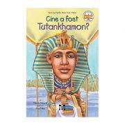 Cine a fost Tutankhamon? - Roberta Edwards. Ilustratii de True Kelley
