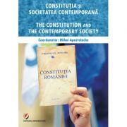 Constitutia si societatea contemporana - Mihai Cristian Apostolache