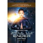 Copiii mintii (Seria Jocul lui Ender, partea a IV-a, paperback) - Orson Scott Card