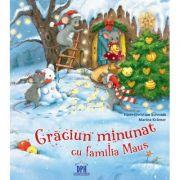 Craciun minunat cu familia Maus - Hans-Christian Schmidt