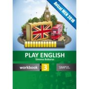 Curs de limba engleza Play English - English for beginners Level 3
