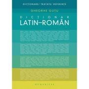 Dictionar latin-roman - Gheorghe Gutu
