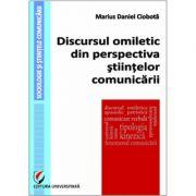Discursul omiletic din perspectiva stiintelor comunicarii - Marius-Daniel Ciobota