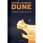 Dune. Imparatul-Zeu al Dunei (paperback) - Frank Herbert