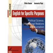 English for specific purposes. Political sciences, international relations and journalism I - Silvia Osman