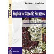English for specific purposes. Social sciences II - Silvia Osman
