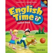 English Time 2 Student Book and Audio CD - Melanie Graham