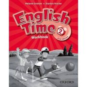 English Time 2 Workbook - Melanie Graham